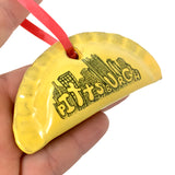 Pittsburgh Pierogi Christmas Tree Ornaments - Pittsburgh Pottery