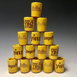 Pittsburghese Shot Glasses - Pittsburgh Pottery