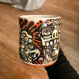 Zombie Brains Sleeve Mug