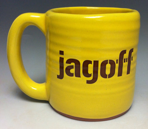 Jagoff Pittsburgh Pottery Mug - Pittsburgh Pottery