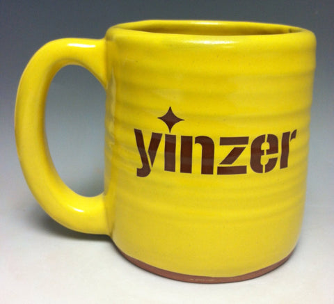 Yinzer Pittsburgh Pottery Mug - Pittsburgh Pottery