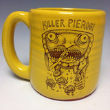 Killer Pierogi Pittsburgh Pottery Mug - Pittsburgh Pottery