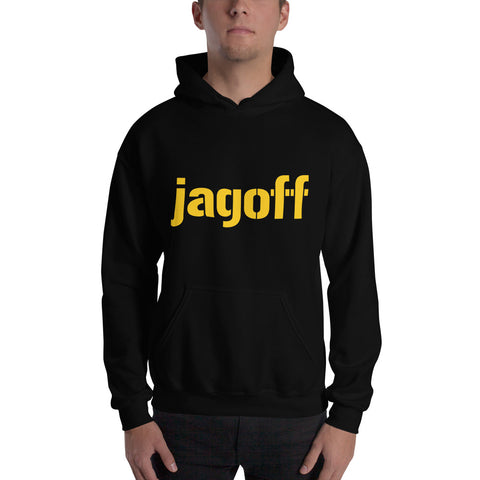 Jagoff Hoodie - Pittsburgh Pottery
