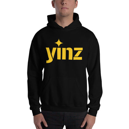 Yinz Hooded Sweatshirt - Pittsburgh Pottery
