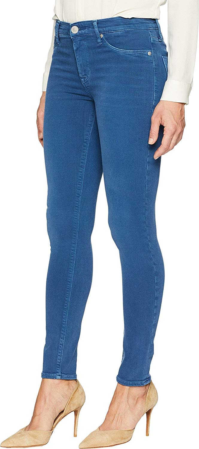 Hudson Nico Dusted Sapphire Jeans