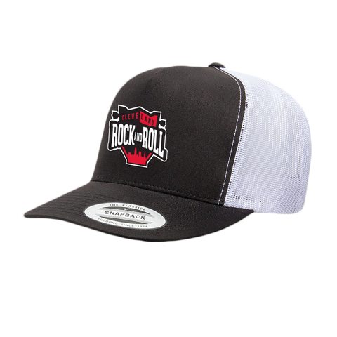 Cleveland Rock And Roll Trucker Hat