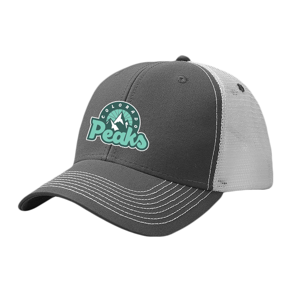 Colorado Peaks Trucker Hat