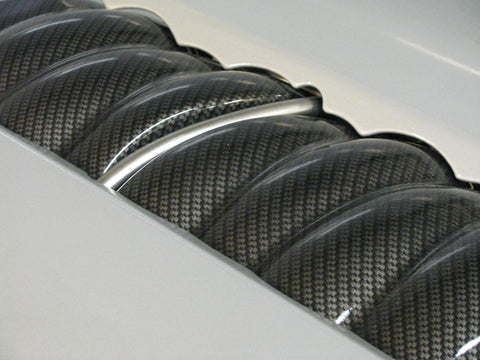 Carbon Fiber Plenum Cover