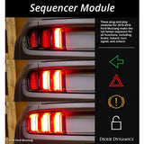 Tail Light Sequencer