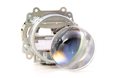 Crystal Clear Projector Lens