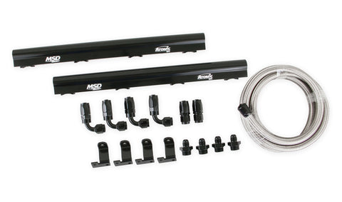 Atomic EFI Billet Fuel Rail kit