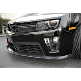 Carbon Fiber air duct bezels ZL1