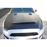 Fiberglass Super Snake Hood Early Model