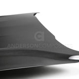 Carbon Fiber OE Hood Late model