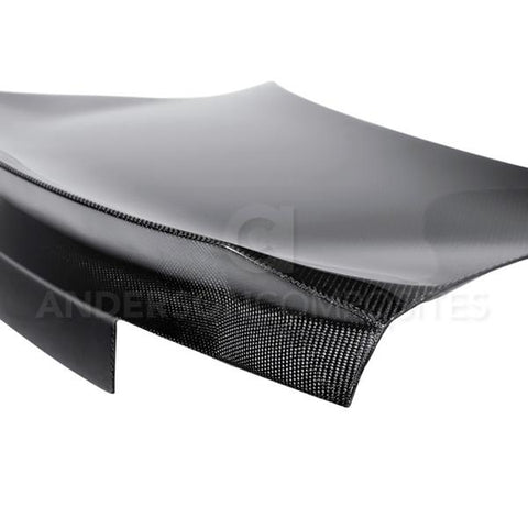 Carbon Fiber Trunk lid with Spoiler