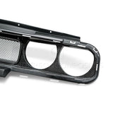 Carbon Fiber Grill Early model