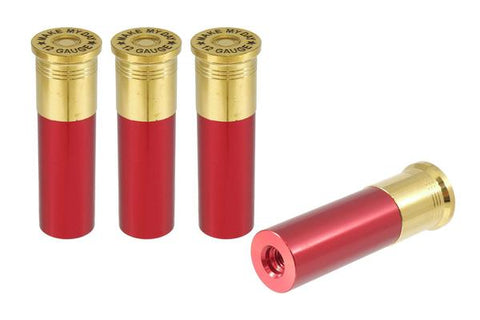 Shotgun Shell Lug Nuts