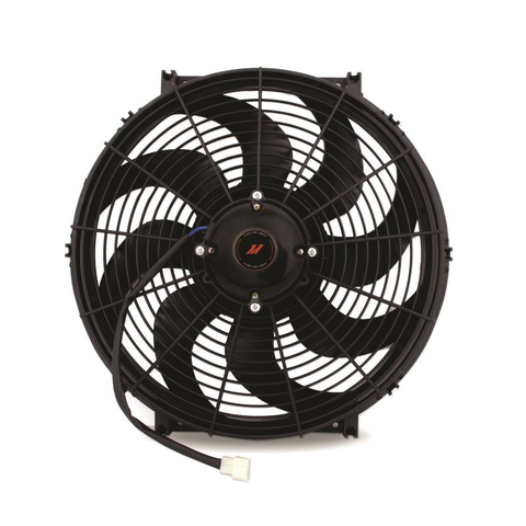 Race Line High Flow Electric Cooling Fans