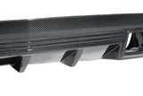 Carbon Fiber Rear diffuser Early body