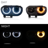 Sequential turn signal Headlights early model