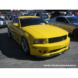 Carbon Fiber Saleen Splitter Early Model