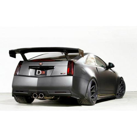 "71"" Carbon Fiber GTC 500 Wing GEN 2 Coupe"