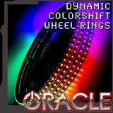 Dynamic Colorshift Wheel Lights