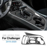 Carbon Fiber Full Center console overlay kit late model