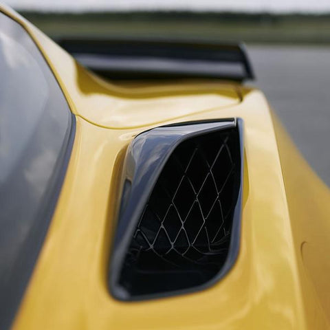 Z06 Quarter Panel Intake Duct