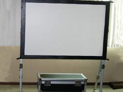 Vega Fast Fold Projector Screen (4:3) Size 13ft x 10ft