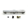 Honda / Acura B Series GEM Fuel Rails-Fuel Rails-Polished-OEM Banjo Fitting + 3/4 Boss Plug-GoldenEagleMfg