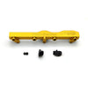 Honda / Acura B Series GEM Fuel Rails-Fuel Rails-Gold-10AN Fitting + 3/4 Boss Plug-GoldenEagleMfg