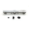 Honda / Acura B Series GEM Fuel Rails-Fuel Rails-Polished-10AN Fitting + 3/4 Boss Plug-GoldenEagleMfg