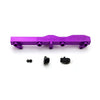 Honda / Acura B Series GEM Fuel Rails-Fuel Rails-Purple-10AN Fitting + 3/4 Boss Plug-GoldenEagleMfg