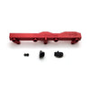 Honda / Acura B Series GEM Fuel Rails-Fuel Rails-Red-10AN Fitting + 3/4 Boss Plug-GoldenEagleMfg