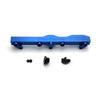 Honda / Acura B Series GEM Fuel Rails-Fuel Rails-Blue-6AN Fitting + 3/4 Boss Plug-GoldenEagleMfg