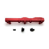 Honda / Acura B Series GEM Fuel Rails-Fuel Rails-Red-6AN Fitting + 3/4 Boss Plug-GoldenEagleMfg