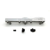 Honda / Acura B Series GEM Fuel Rails-Fuel Rails-Polished-8AN Fitting + 3/4 Boss Plug-GoldenEagleMfg