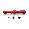 Honda / Acura B Series GEM Fuel Rails-Fuel Rails-Red-8AN Fitting + 3/4 Boss Plug-GoldenEagleMfg