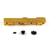 Honda Civic D Series GEM Fuel Rails-Fuel Rails-Gold-10AN Fitting + 3/4 Boss Plug-GoldenEagleMfg