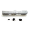 Honda Civic D Series GEM Fuel Rails-Fuel Rails-Polished-10AN Fitting + 3/4 Boss Plug-GoldenEagleMfg