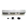 Honda Civic D Series GEM Fuel Rails-Fuel Rails-Polished-8AN Fitting + 3/4 Boss Plug-GoldenEagleMfg