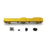 Honda Prelude H Series GEM Fuel Rail-Fuel Rails-Gold-10AN Fitting + 3/4 Boss Plug-GoldenEagleMfg