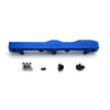 Honda Prelude H Series GEM Fuel Rail-Fuel Rails-Blue-6AN Fitting + 3/4 Boss Plug-GoldenEagleMfg