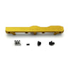 Honda Prelude H Series GEM Fuel Rail-Fuel Rails-Gold-6AN Fitting + 3/4 Boss Plug-GoldenEagleMfg
