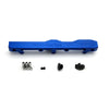 Honda Prelude H Series GEM Fuel Rail-Fuel Rails-Blue-8AN Fitting + 3/4 Boss Plug-GoldenEagleMfg