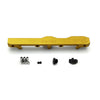 Honda Prelude H Series GEM Fuel Rail-Fuel Rails-Gold-8AN Fitting + 3/4 Boss Plug-GoldenEagleMfg