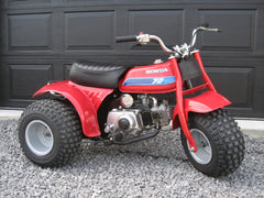 Honda ATC70 built by PhatMX -