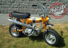 Honda CT70 from 1969-1981minitrail hondamini