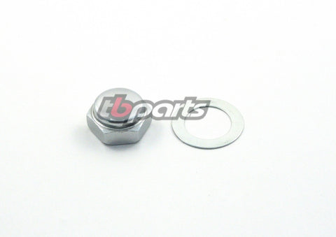 TB Steering Stem Nut/Washer